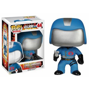 Figurine Pop! Vinyl Cobra Commander G.I. Joe