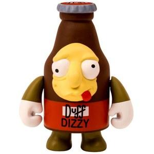 Kidrobot The Simpsons Dizzy Duff Action Figure