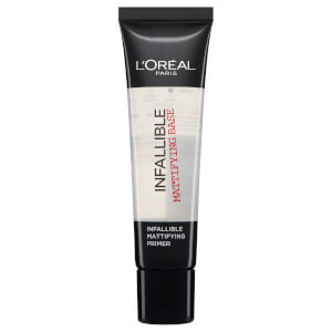 Pre-base matificante Infallible de L'Oréal Paris 35 ml