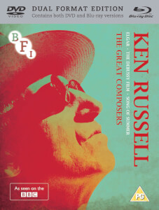 Ken Russell: The Great Composers - Dual Format (Includes DVD)