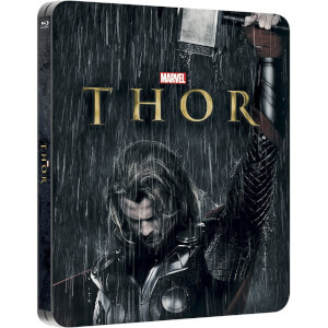 Thor 3D (enthält 2D Version) - Zavvi exklusives Lentikular Edition Steelbook Blu-ray