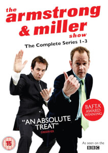 Armstrong & Miller Series 1-3