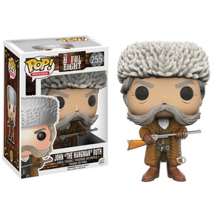 The Hateful Eight POP! Movies Vinyl Figura John Ruth
