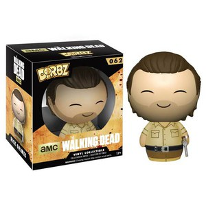 Figura Dorbz Vinyl Rick - The Walking Dead