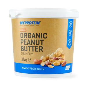 Buy Organic Peanut Butter | Myprotein.com