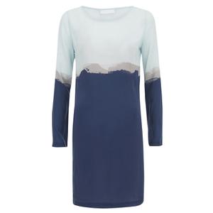 2NDDAY Women's Rothko Printed Dress - Navy Blazer