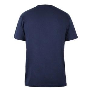 Marvel Men's Captain America T-Shirt - Navy: Image 4