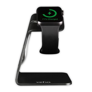 Veho VIW-001-G Charging Stand for Apple iWatch