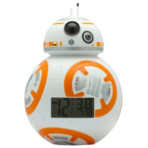 BulbBotz Star Wars The Force Awakens BB-8 Wekker