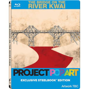 The Bridge on the River Kwai –Zavvi Exclusive Steelbook (Limited to 1000 copies)