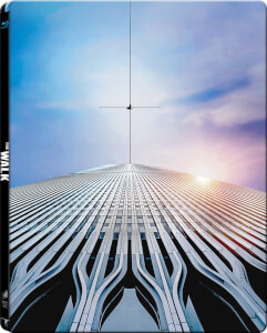 The Walk 3D (enthält 2D Version) - Zavvi exklusives Limited Edition Steelbook Blu-ray