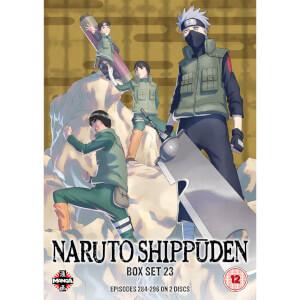 Naruto Shippuden Box 23 - Episodes 284-296