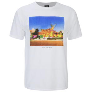 OBEY Clothing Men's The Void Basic T-Shirt - White