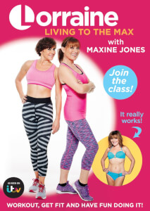 Lorraine Kelly: Living to the Max