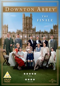 Downton Abbey - The Finale DVD