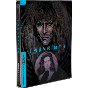 Labyrinth Zavvi UK Exclusive Mondo X Steelbook