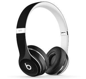 Beats by Dr. Dre: Solo2 Luxe Edition On-Ear Headphones - Black