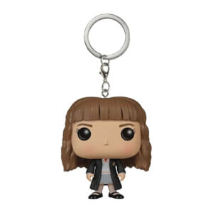 Harry Potter Hermione Pocket Funko Pop! Keychain
