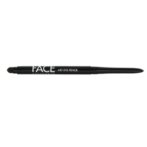 Lápiz Delineador de Ojos FACE Stockholm Art Eye Pencil - Negro