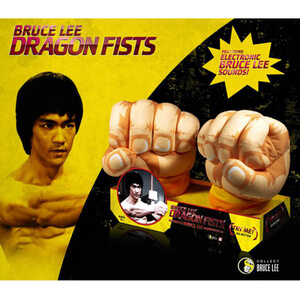 Poings du Dragon -Bruce Lee