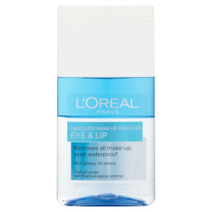 L'Oreal Paris Absolute Eye and Lip Make-Up Remover 125 ml