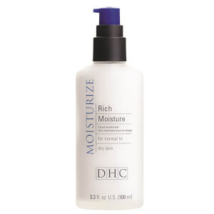 DHC Rich Moisture Face Moisturiser (100 ml)