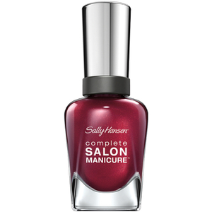 Sally Hansen Complete Salon Manicure Nail Colour - Wine Not 14.7ml