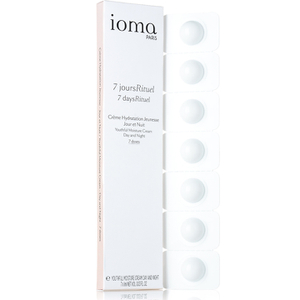 IOMA Tabs Youthful Moisture Cream 7 x 1 ml