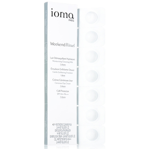 IOMA Tabs Weekend Rituel 7x1ml