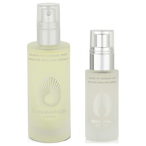Omorovicza Queen of Hungary Mist Home og Away Duo 130 ml (Værdi £ 71.00)