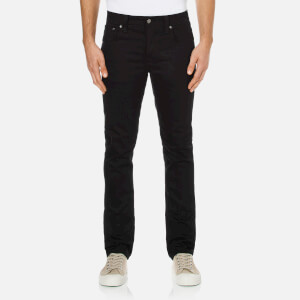 Nudie Jeans Men's Grim Tim Slim Straight Jeans - Black Ring