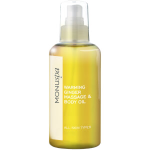 MONUspa Warming Ginger Body Oil 100 ml
