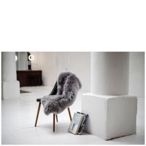 Tapis en Peau de Mouton Royal Dream - Gris