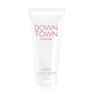 Loción Corporal Down Town Body Lotion de Calvin Klein 200ml