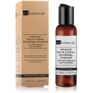 Dr Botanicals Advanced Firm and Contour Decolletage Treatment (50ml)