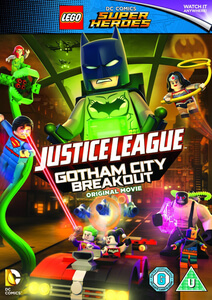 Lego DC Justice League: Gotham Unleashed
