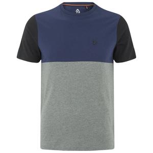 Luke Men's Kayne Crew Neck T-Shirt - Dusk