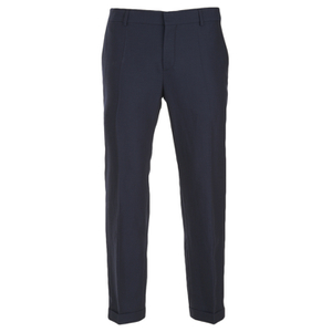 Carven Men's Classic Trousers - Marine