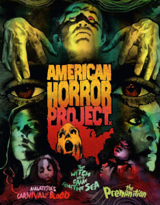 American Horror Project: Volume 1 - Edition Limitée - Format double
