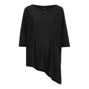 VILA Women's Tabat Oversize Top - Black