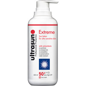 Ultrasun SPF 50 + Extreme Sun Lotion (150 ml)