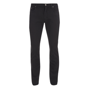 Versace Collection Men's 5 Pocket Pants - Black