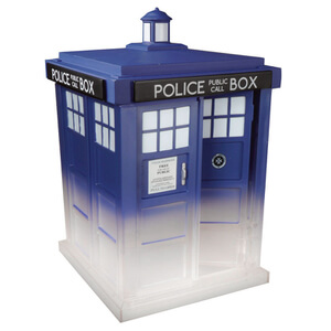 Doctor Who Materialising TARDIS 6 Inch Pop! Vinyl Figure