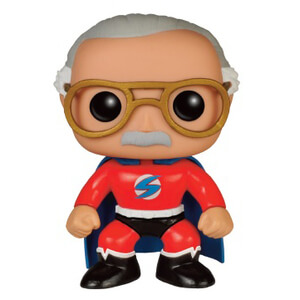 Superhero Stan Lee Limited Edition Pop! Vinyl Figure
