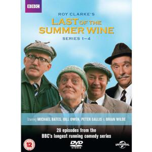 Last Of The Summer Wine - Series 1-4
