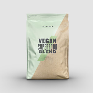 Veganer Superfood Mix