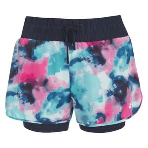 ONLY Women's Suz Training Shorts - Navy Blazer