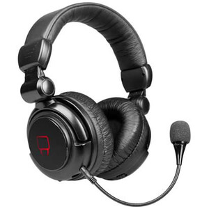 Venom Wireless Vibration Headset XT+ (PS4/Xbox One/PS3/Xbox 360/PC)