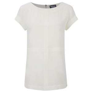 Barbour International Women's Shadow Shirt - White