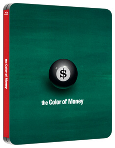 The Color of Money - Zavvi Exclusive Limited Edition Steelbook (UK EDITION)